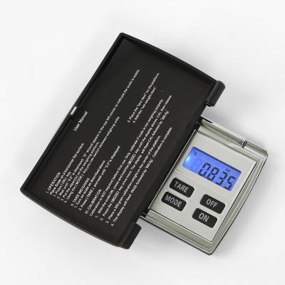 휴대용 소형 전자저울 DH-C01(500x0.01g)