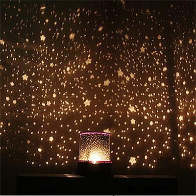 LED 별빛 라이트 램프 (스타 뷰티)
