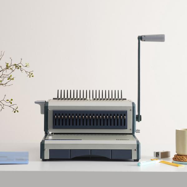 [카피어랜드] 플라스틱링 제본기 RS-5300/링표지 증정