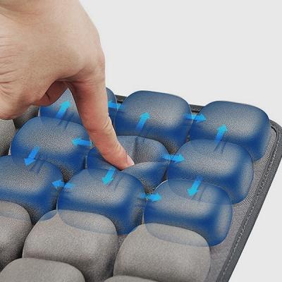 8x8 3D 입체엠보싱 바른자세 에어쿠션방석 1+1 기획