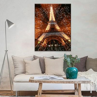 DIY 명화그리기 [ 에펠탑의 불빛 ] - 40cm*50cm