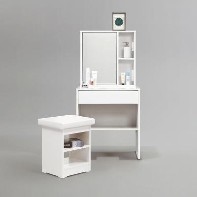 마비코 수납 화장대 세트 + 의자 600 (착불)