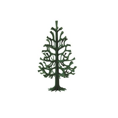 X-Mas Tree Small Dark Green