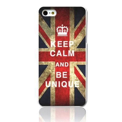 Keep Calm Union Jack(아이폰5S/5)