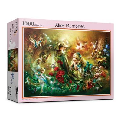 1000피스 앨리스의기억 직소퍼즐 PL1313