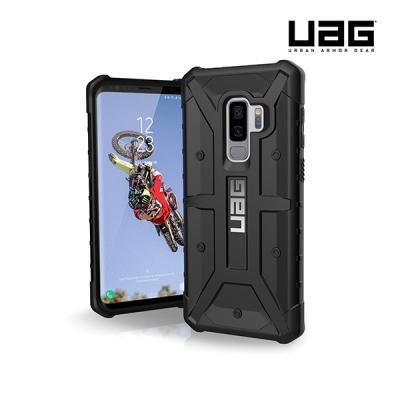 UAG 갤럭시 S9플러스 러기드 범퍼 케이스 블랙