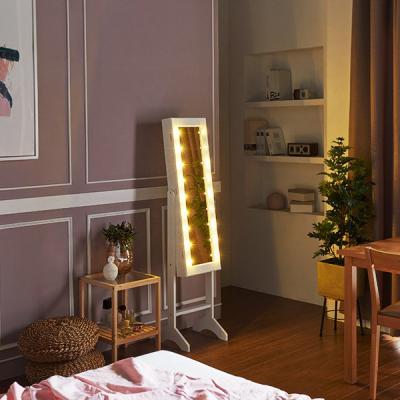 [Ldlab] 시크릿 LED 수납형 전신 거울