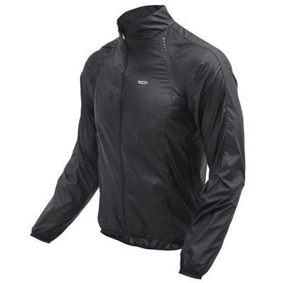 MCN slim fit 바람막이 자켓 BK CH1664309