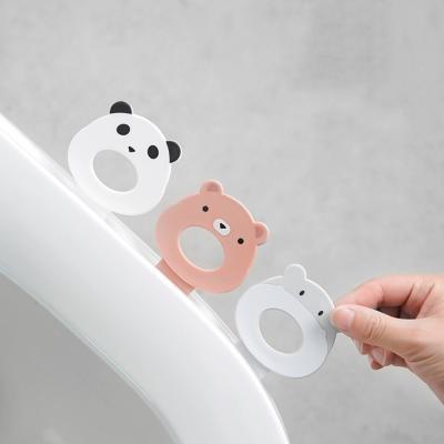 변기손잡이 뚜껑 위생 커버 화장실 BI-5726 커틀