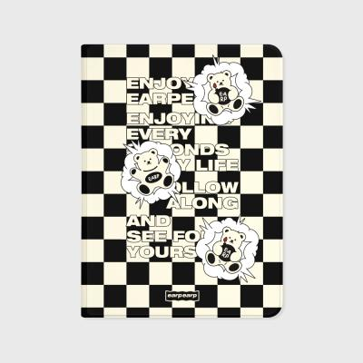 CHECK BOARD BABA-BLACK/IVORY(아이패드-커버)