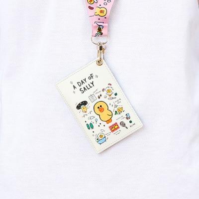 [LINE FRIENDS] 카드 홀더 [데일리]
