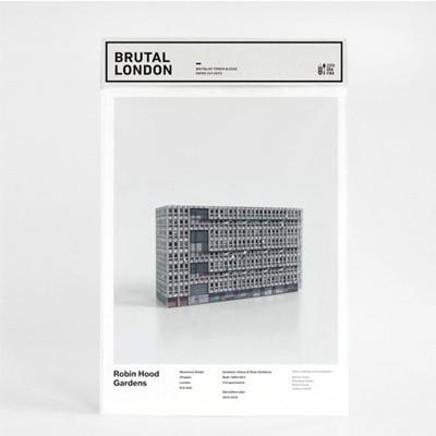모던 페이퍼 빌딩 파리, 런던 - Modern Paper Building