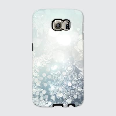 [듀얼케이스] Snow Crystal-A (갤럭시)