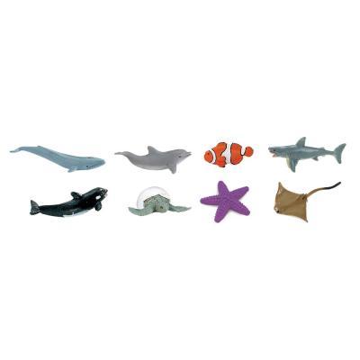 346422 바다 동물피규어 펀팩 테라리움