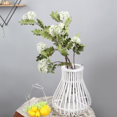 고속터미널꽃시장 파스텔 그린 꽃가지 90cm