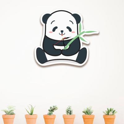 nz149-인테리어벽시계_귀여운팬더