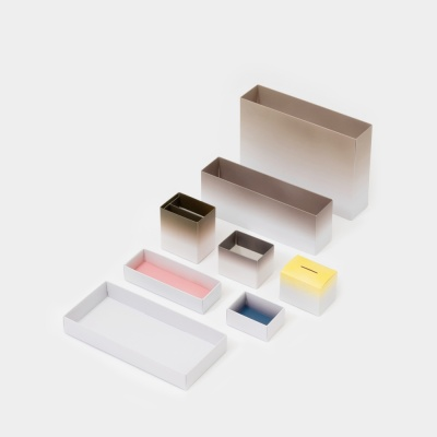 종이수납함 소품박스 dip