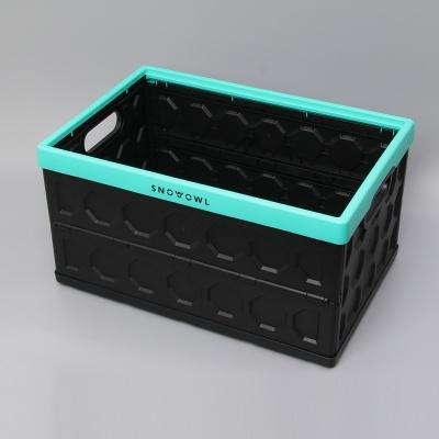 스노우아울 헥사 폴딩 카고 박스 민트