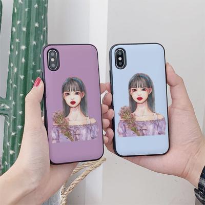아이폰8플러스 DH 헤어밴드 카드케이스