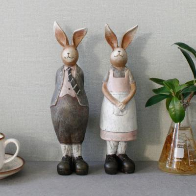 스미스 토끼 장식인형 2P set  (KU0729)