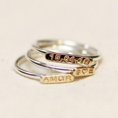 [수크] RS-133 날짜반지(Date Ring)