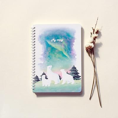 My story Note(마이스토리 코넬식 링노트)