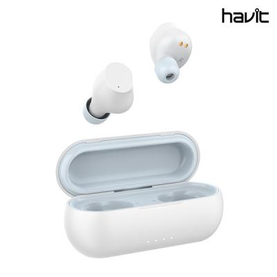 하빗 I98 완전 무선 블루투스 이어폰