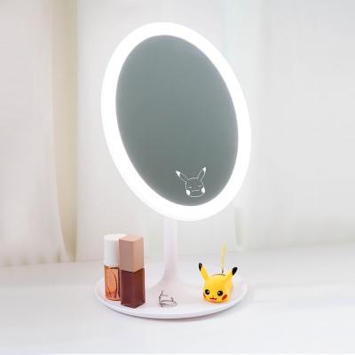 포켓몬 터치 LED 화장거울 PLM-B01 메이크업거울