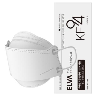 KF94 3중 MB필터 대형 마스크 10매 100% 국산 원단