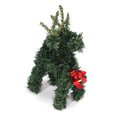 크리스마스 인테리어 소품 루돌프 미니 트리
