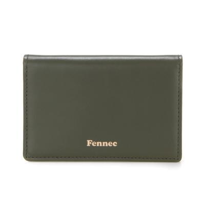Fennec Name Pocket 페넥 네임 포켓 004 Khaki