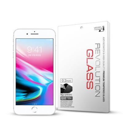 프로텍트엠 아이폰8플러스 하이브리드 강화유리 필름