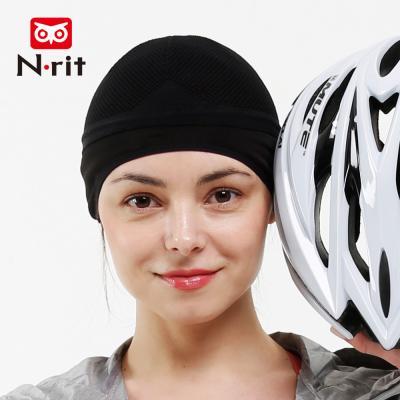 엔릿 슈퍼드라이캡 헬멧 속 비니 스포츠 메쉬 이너캡