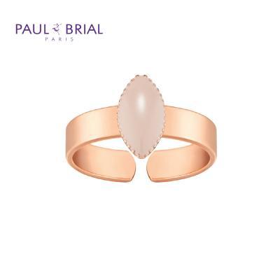 폴브리알 PYBR0111 (PG) 마퀴즈 밴드 반지 BEIGE