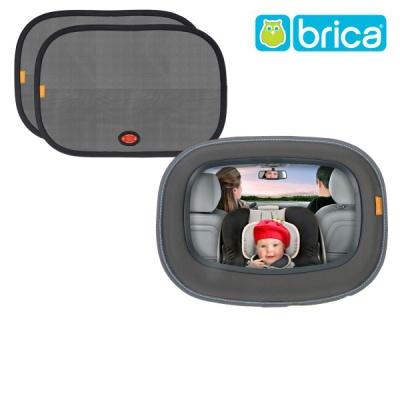 브리카) 온도감지 클링쉐이드 + 인사이트 안전거울