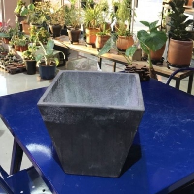빈티지 시멘트 화분 - YS-MS2523 25x25x23cm 마름