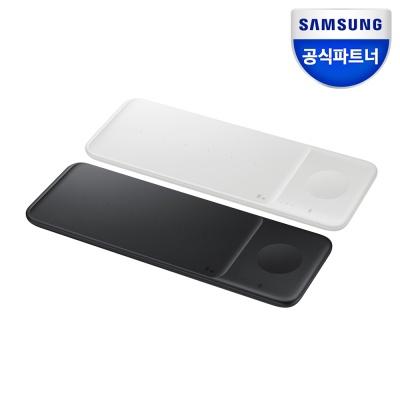 삼성 정품 급속 무선 충전기 트리오패드  EP-P6300