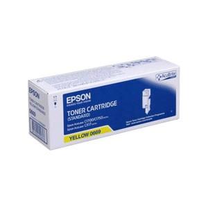 엡손(EPSON) 토너 C13S050669 / Yellow / C1700,1750,CX17 / (0.7K)
