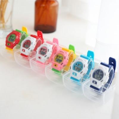 포포팬시 토이 디지털 손목시계