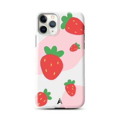 [ADEEPER] 디자인 딸기 시리즈 하드 케이스