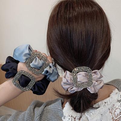 애르지아 여성 머리 곱창끈 곱챙밴드 헤어슈슈 머리끈