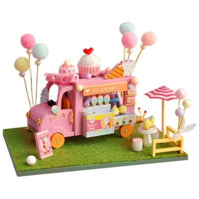 DIY 미니어처하우스 아이스크림 트럭