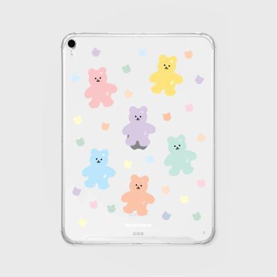 Bear friends(아이패드-투명)