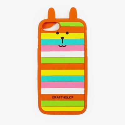 크래프트홀릭 Shell Cover for iPhone7 (RAINBOW)