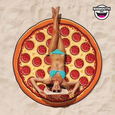 피자 비치 블랭켓 & 타월