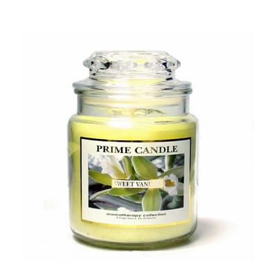 [아로마캔들] 아로마 자캔들 - 스위트 바닐라 Sweet Vanilla 430g