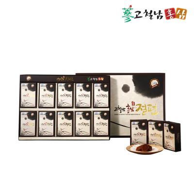 고철남 홍삼절편 선물용 10p(200g)