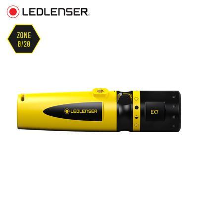LEDLENSER EX7 (502110) 200루멘 산업용 방폭 후레쉬