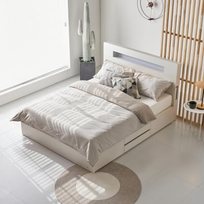 릴리즈 Q/K겸용 2단서랍 침대