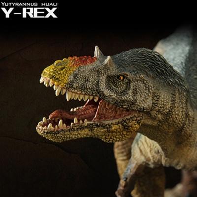 [REBOR] 리보 유티라누스 공룡피규어